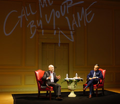 2018.06.06 Library of Congress Mythology Tour, Conversation with Andre Aciman, Washington, DC USA 02848