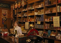 Beamish (grab a shot) Tags: beamish england uk beamishmuseum countydurham 1925 victorian edwardian livinghistory oldfashioned vintage openairmuseum town christmas 2017 canoneos7d shop indoor woman