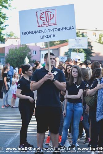Maturska parada (31.05.2018)