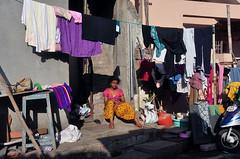 DSC_4047 (rajashekarhk) Tags: colours chennai colour cloths clothsfordry capital colourful house northmadras northchennai tamilnadu southindia street streetphotography life lifestle india rajashekar hkr nikon natural