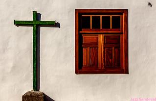 Cruz. 04. Teguise, Lanzarote, enero 2013.