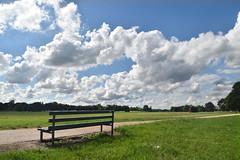 Perry Hall Park, Perry Barr, Birmingham. (Manoo Mistry) Tags: nikon nikond5500 tamron tamron18270mmzoomlens perryhallpark park openspace perrybarr birmingham birminghampostandmail westmidlands sky clouds