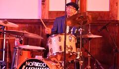 """ James Norwood "" Music Maker Blues Revue - Portsmouth  Virgina (salva1745) Tags: jamesnorwood music maker blues revue portsmouth virgina"