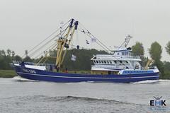 UK 195 'Noorderhaaks' (Romar Keijser) Tags: kotter visserij emk eendracht maakt kracht protest amsterdam dam aanlandplicht discard ban