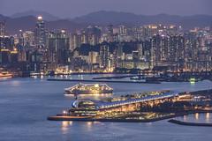 啟德郵輪碼頭,Kai Tak Cruise Terminal,HongKong (TaiNg0415) Tags: hongkong 啟德 郵輪碼頭 碼頭 nikon d810 夜景 風景 樓 建築 hk 香港