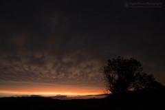 Prairie Fire (right2roam) Tags: sunset storm mammatus clouds nebraska plains midwest prairie nealewoods right2roam thunderstorm surreal