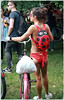 WNBR London 2018: Coccinellidae, Coccinellidae... (pg tips2) Tags: wnbr wnbrlondon worldnakedbikeride world london londonwnbr woman bareasyoudare bodyfreedom bike city cyclonudista community costume candid cyclesafety antioildependency outfits nude nakedbikeride nudenotrude londonwnbr2018 2018 wnbr2018 lady bird beetle ladybeetle ladybird ladybug