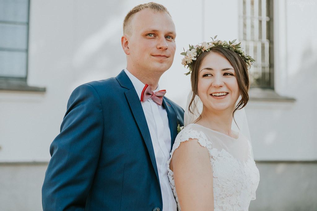 134 - ZAPAROWANA - Marta & Norbert - Reportaż Ślubny