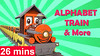 Alphabet Train Wheels on the Bus (kidsrhymes) Tags: 3danimationrhymes alphabettrain children3drhymes englishnurseryrhymes kidsalphabetrhymes nurseryalphabettrainrhymes nurseryrhyme rhymes rhymessongs toprhymessongs wheelsonthebus
