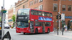 Enviro Subtract 60 (londonbusexplorer) Tags: arriva london adl enviro 400 e40d t277 lj61lhx 340 harrow bus station edgware palmers green ad tfl buses