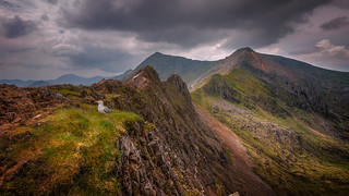 The Edge....Crib Goch XXX