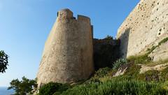 Les murs de la citadelle (myvalleylil1) Tags: france corse calvi architecture citadelle