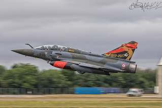 French Air Force Dassault Mirage 2000D 618-2
