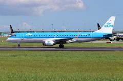 PH-EXA Embraer ERJ-190 @ Dublin Airport 12th May 2018 (_Illusion450_) Tags: dublin dublinairport eidw dub airport aircraft airplane airline airlines aeroplane aeroport aeropuerto aviation avion flughafen 120518