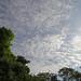 the sky of taipei