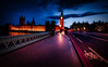 Westminster (Jim Nix / Nomadic Pursuits) Tags: 1424mm bigben d700 england housesofparliament jimnix lightroom london luminar2018 nikon nomadicpursuits riverthames westminsterbridge bluehour photography travel wideangle