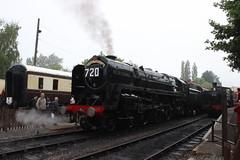 70013 Oliver Cromwell (372Paul) Tags: toddington broadway cheltenham hailes foremarkehall po kingedwardii 6023 5197 s160 7903 6430 pannier dmu cotswoldfestivalofsteam gloucestershirewarwickshirerailway steam locomotive class20 class26 shunter