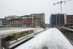 18MAR01 SLYNNLEE-6335 (Suni Lynn Lee) Tags: dublin ireland beastfromtheeast winter snow cold blizzard city street