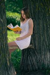 Anya (Dennis Mikhaylov) Tags: girl portrait natural light silver reflector nikon d3300 nikkor 50mm f12 12 manual noncpu ais