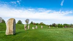 Avebury Stones (AppleTV.1488) Tags: avebury henge neolithic prehistoric stonecircle stonehenge stonemonument westkennetavenue worldheritagesite appletv1488 2018 may 12052018 12may2018 12 nikond7100 1020mmf456 22mmfocallength35mm am noflash landscapeapectratio f11 ¹⁄₆₀secatf11