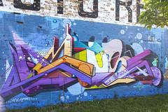 Amuse 126 (Rodosaw) Tags: lurrkgod chicago graffiti documentation street art graffitiart amuse 126