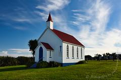 Waiuku Central church and graveyard (Photography by Julie Simpson) Tags: awhitupeninsular awhitu southauckland newzealand waiukucentralchurch church