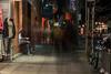 Night Life (benakersphoto) Tags: sanfrancisco sanfran sanfranciscocalifornia california bay bayarea nikon nikkor night nighttime dark light blur shadows people person crowd sidewalk street streetphotography streetphoto