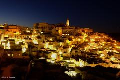 Matera,  Basilicate, Italie (jpto_55) Tags: matera basilicate italie nuit poselongue xe1 fuji fujifilm fujixf1855mmf284r ngc