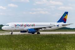 Small Planet Airlines SP-HAI (U. Heinze) Tags: flugzeug eddv hannoverlangenhagenairporthaj nikon aircraft airlines airways haj planespotting plane