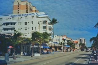 Fort Lauderdale  Florida - Beach Frontage - Winter Break