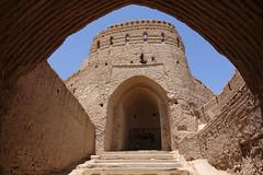 DSC07666 (Dirk Rosseel) Tags: narim citadel adobe meybod iran castle