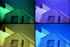 Little Kelham (pho-Tony) Tags: actiontracker popcam toycameras quadcam action sampler actionsampler lomo lomography warhol colours colors leefilters colour gel color colourgel colorgel ishootfilm filmisnotdead supersampler popart
