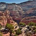 Perspective on Height and Distance Hiked (Capitol Reef National Park)
