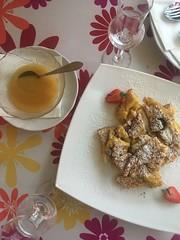 (Ir. Drager) Tags: restaurant food fb dessert austria tangernerwirt gasthof schnapps