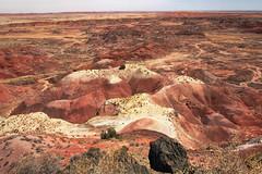 Painted Desert Badlands (dorameulman) Tags: dorameulman arizona painteddesert badlands landscape landscapephotography desert haiku canon7dmark11 canon