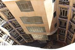 IMG_9477 La Pedrera (Casa Milà) (drayy) Tags: spain barcelona gaudi house apartment apartments building architecture lapedrera casamilà casamila antonigaudí gaudí