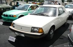 1982 RENAULT Fuego cabriolet Prototype Heuliez (pontfire) Tags: 1982 renault fuego cabriolet prototype heuliez lemansclassic lemansclassic2012 lmc lemans 24hdumans