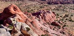 Lost City east side from East Tongue viewpoint (Chief Bwana) Tags: az arizona vermilioncliffs navajosandstone pariaplateau pariacanyon pariariver lostcity psa104 chiefbwana landscape panorama