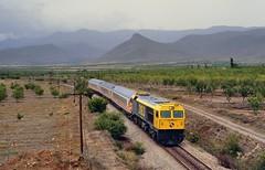 1992  33443  E (Maarten van der Velden) Tags: spanje spain spanien espagne españa espanha gergal renfe renfe319308 renfe319 train7385