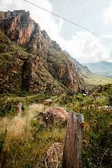 Beginning the Inca Trail (Piyush Bedi) Tags: inca incatrail southamerica peru trek trekking trail hike hiking nature outdoors adventure travel mountain andes ollantaytambo cusco fuji fujifilm xt1 fujiflmx hdr