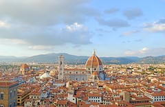 Florence,Italy (Soulz84) Tags: landscape architecture basilica archidaily archilovers terracotta cityscape capture explorer wanderer discover daytrip nikon nikond3200 d3200 florence firenze italy italia summer