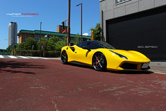 EC SPEC   Ferrari 488GTB × HyperForged (HYPER FORGED) Tags: ferrari488 gtb hyperforged hflc5 concavewheels forgedwheels hyperforgedwheels supercar brushed anodized madeinjapan pirelli novitec fiexhaust capristoexhaust capristo fukuoka ecspec