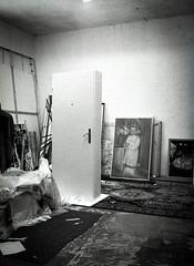 Tina Dobrajc Atelier (Karlovcec) Tags: trix atelier studio painter painitg tinadobrajc art mamiya 645