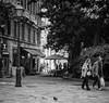 """Corvetto"" (giannipaoloziliani) Tags: flickr people streetphotography streetlife capture capturestreets italy italia monochrome monocromatico blackandwhite biancoenero liguria genova genoa piazzacorvetto piazza corvetto place hdr nikon nikoncamera nikonphotography"