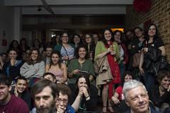 "Patricia Sornosa ""Desaparezca aquí"" Monólogos feministas"