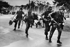 FALL of SAIGON 1975 (manhhai) Tags: air american americans area around arriving base action 1975 compound cong country dao helicopter evacuation forces foreign land last lift politics marines rescues revolution nhut running secure personnel son south armed tan viet vietnam vietnamese us 1047725 timeincnotown saigon