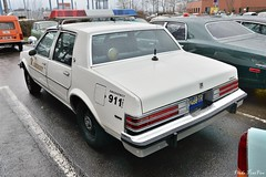 1981 Buick Skylark Limited Shefif San Andreas (pontfire) Tags: 1981 buick skylark limited shefif san andreas 81 police car