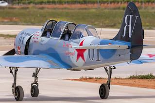 CFR6419 Yak52 EC-IAI