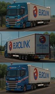 [DOWNLOAD] Eurolink Skin for Scania S&R + Krone Profiliner