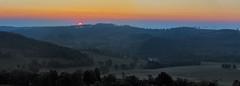 """Holčovice - Lookout Tower """"Na Skalce"""" (Sroub) Tags: canoneos5dmarkiii holčovice naskalce morning forest sky sunrise zlatohorskáhighlands"""